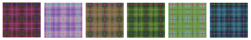 Burns night celebration tartan plaid designs